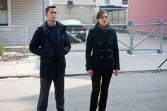 Joseph Gordon-Levitt is John Blake and Marion Cotillard is Miranda Tate in #TDKR.