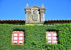 El #turismorural en la #ribeirasacra sienta bien y más en estas fechas de calor ligerito . Buena semana de vacaciones  . . . #Galicia