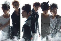 B2ST/Beast, a Korean pop singer group