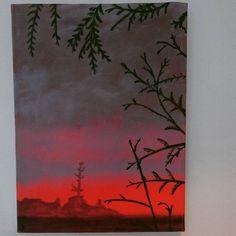 Morningmist. Acrylic on canvas  (scheduled via http://www.tailwindapp.com?utm_source=pinterest&utm_medium=twpin&utm_content=post160284705&utm_campaign=scheduler_attribution)