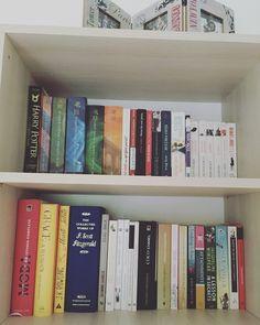 Mary's Fashion Diary: My home Bookcase, Home Decor, Bookshelves, Interior Design, Home Interior Design, Book Stands, Home Decoration, Decoration Home, Interior Decorating