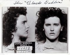 NEWS: THE BLACK DAHLIA: Elizabeth Short: A Los Angeles 23 Year Old Victim Of A Gruesome And Much Publicized Murder in 1947