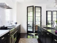 Kitchen Designers In Maryland Beauteous Black And White Modern Colonial House Remodel Bethesda Maryland Decorating Design