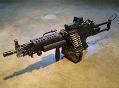 M249 (SAW) Squad Automatic Weapon