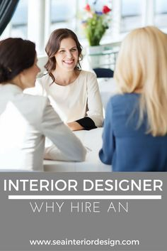 Do I need A Designer? | Home Design Tips | How To Hire A Interior Designer | Should I hire An Interior Designer  Each design project is very different, so make sure you find a designer who has a real understanding of the unique needs of your own special p