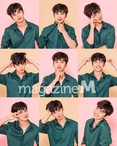 Yoo Seung Ho in Magazine M and Turns Down KBS Drama The Man Living in Our House | A Koala's Playground