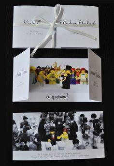 Wedding Lego www.priscadesign.it