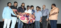 Raja Rani starring Arya, Nayanatara, Jai and Nazriya Nazim directed by  Atlee and produced under Fox Star Studios banner Audio was released  yesterday at Prasads Imax. Rana graced the event as ch...