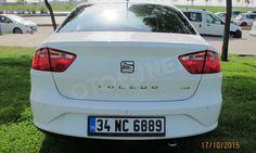 TOLEDO TOLEDO 1.6 TDI 90 STYLE DSG 2015 Seat Toledo TOLEDO 1.6 TDI 90 STYLE DSG