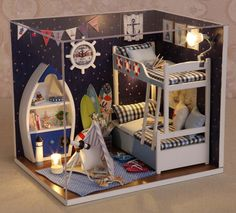 To send his girlfriend a birthday gift _ Chi Fun house diy cabin assembled creative birthday gift to send his girlfriend looking at the sky - Alibaba
