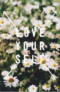 #Love #yourself