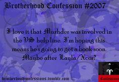 BDB Confession #2007