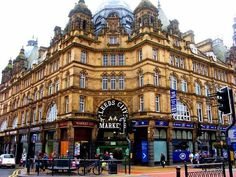 Leeds, England Places In Europe, Places To See, Leeds Market, Welcome To Yorkshire, Leeds England, London In December, West Yorkshire, British Isles, Home And Away