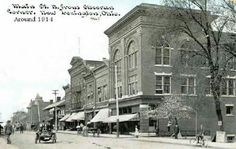 Main Street New Lexington Ohio.1914