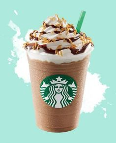 Starbucks New Frappuccino - Caramelized Honey Latte | Starbucks is launching three brand new beverages just in time for spring. #refinery29 http://www.refinery29.com/2016/03/106446/starbucks-caramelized-honey-frappuccino-latte