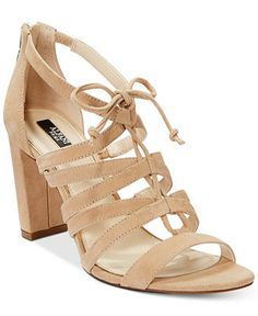 Alfani PRIMA Women's Jaqui Gladiator Sandals, Only at Macy's - Sandals - Shoes - Macy's