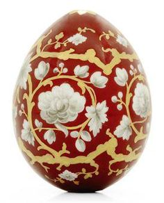 Easter-Painted egg