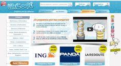 tikcode #Eurekas! Nuevo Portal social commerce