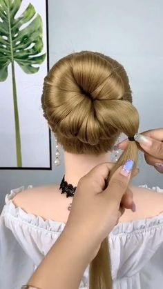 Front Hair Styles, Medium Hair Styles, Curly Hair Styles, Bride Hairstyles, Headband Hairstyles, Easy Hairstyles, Hair Tips Video, Hair Videos, Ayurveda Hair Care
