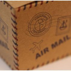 Airplane Favour Box Set of 6 Boxes - Travel Themed Wedding Favours Travel Themes, Favor Boxes, Wedding Favours, Favors, Favour Boxes, Presents, Wedding Keepsakes, Gifts, Wedding Favor Bags