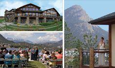 Estes Park Resort: A Waterfront Hotel and Grille Estes Park Colorado Wedding Reception Site � Estes Park CO Wedding Reception