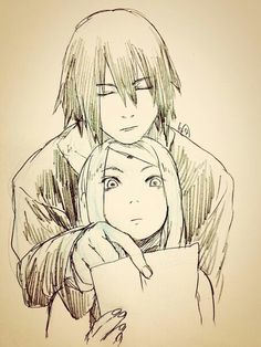 SS Sasuke and Sakura