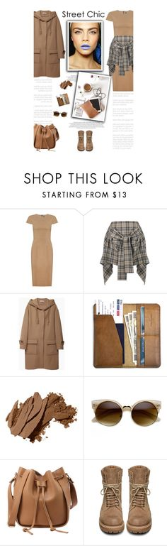 """""""Untitled #2855"""" by amimcqueen ❤ liked on Polyvore featuring Andrea Marques, Vivienne Westwood Anglomania, J.W. Anderson, CO, Bobbi Brown Cosmetics and Rick Owens"""