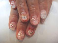 Disney nail