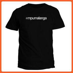 Idakoos Hashtag Mpumalanga - Cities - T-Shirt - Cities countries flags shirts (*Partner-Link)