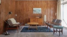 Celebrated Mid-century Modern house in St Heliers up for sale | Stuff.co.nz Midcentury Modern, Saints, Mid Century, Chair, House, Furniture, Retro, Home Decor, Style