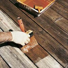 Maintaining Stain   All About Exterior Stain   This Old House