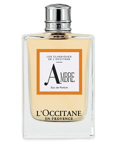 """40 years of L'Occitane en Provence is celebrated with the Les Classiques collection.  L`Occitanecelebrates 40 years of their tradition by launching a new collection,LES CLASSIQUES DE L'OCCITANE; a return to the old and top quality editions of the house by relaunching their famous fragrances Ambre, Eau des 4 Voleurs andEau d'Iparie. """"Strong with 40 years of olfactor"""