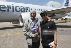 JLY and Smokey Robinson in Cuba