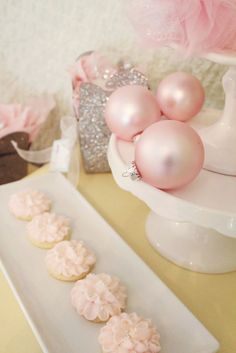 beautiful cookies. Nutcracker ballerina birthday! Perfect for Ainsley's December birthday:)