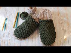 Тапочки Оригинальные часть 2 - YouTube Crochet Sandals, Crochet Shoes, Ciabatta, Crochet Patterns, Slippers, Dolls, Elsa, Knitting, Hats