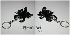 """Scorpion"" by  Fimo's Art  https://www.facebook.com/profile.php?id=1422761874603357&ref=ts&fref=ts"