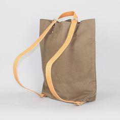 great simple bag idea.