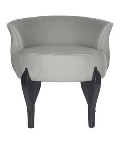 Look what I found on #zulily! Sea Mist Kai Vanity Chair #zulilyfinds