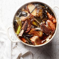 How to Make Beef Bone Broth | epicurious