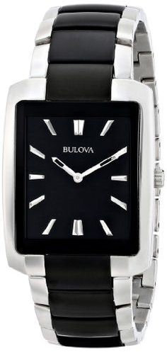Women's Wrist Watches - Bulova Mens 98A117 Dress  Watch ** Read more reviews of the product by visiting the link on the image.