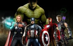 Family Home Avenging, comparing the avengers to Book of Mormon men