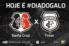 Arte do Jogo - Treze Futebol Clube - 2012