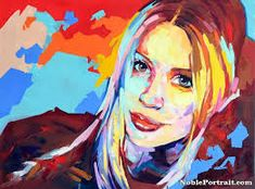 hand-painted acrylic portraits of the highest quality from photo. You will see beautiful and affordable acrylic paintings. Painting & Drawing, Watercolor Paintings, Portrait Paintings, Acrylic Paintings, Portraits From Photos, Cult Following, Images, Hand Painted, Abstract
