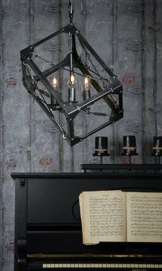 Chandelier, Ceiling Lights, Lighting, Pendant, Steampunk, Home Decor, Candelabra, Decoration Home, Room Decor