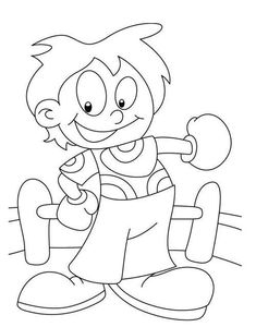 Coloring Pages Boxing Coloring Pages School Coloring Pages, Flag Coloring Pages, Free Coloring Sheets, Disney Coloring Pages, Adult Coloring Pages, Coloring Book App, Coloring Pages For Kids, American Flag Coloring Page, Fathers Day Coloring Page