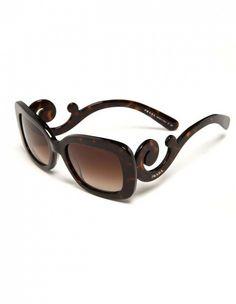 20cc9829cf Prada Baroque Sunglasses Anteojos De Sol, Gafas De Sol Baroque De Prada,  Anteojos,