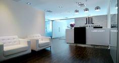 Clarke & Scott Offices Offices, Desktop, Bathtub, Standing Bath, Bath Tub, Tubs, Desks, Bathtubs, Office Spaces