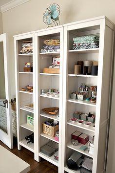 Hemnes Shelves
