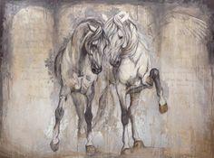 Horse Art: Élise Genest - Cavalcade