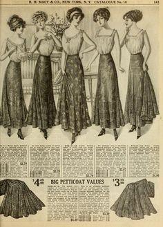 MACY'S SRING CATALOG | 1911